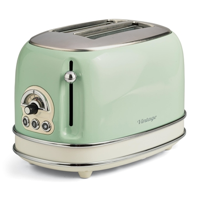 Picture of Ariete Vintage Toaster, green