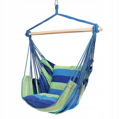 Изображение Brazilian hammock with cushions PROMIS HM100