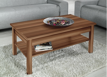 Attēls no Cama coffee table UNI 110/60/47 plum tree mat