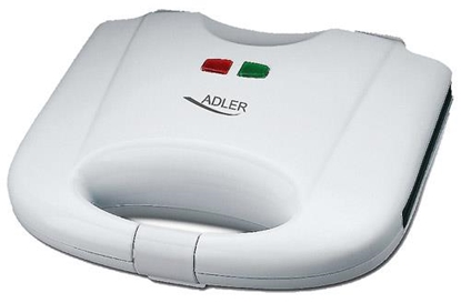Picture of Adler AD 311 waffle iron 2 waffle(s) White 700 W