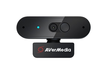 Picture of AVerMedia PW310P webcam 1920 x 1080 pixels USB Black