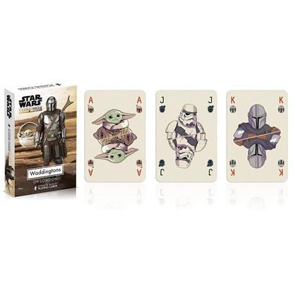 Attēls no Playing Cards - Star Wars: The Mandalorian