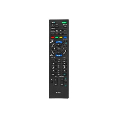 Picture of HQ LXP053 TV remote control SONY RM-ED053 Black