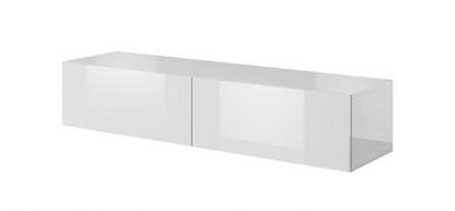 Изображение Cama TV cabinet SLIDE 150 all in white gloss
