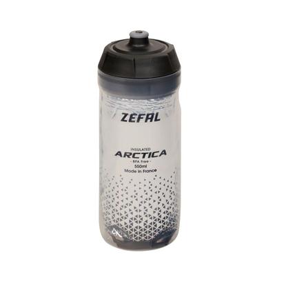 Изображение Insulated Drink Bottle Zefal Arctica 75 Silver/Black 0,75 l New 2021
