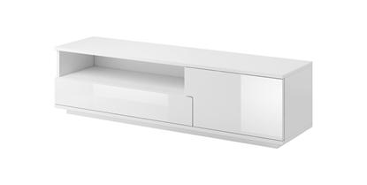 Изображение Cama TV cabinet MUZA 138/40/41 white/white gloss