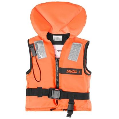Изображение Glābšanas veste 33x40x10cm 15-30 kg oranža