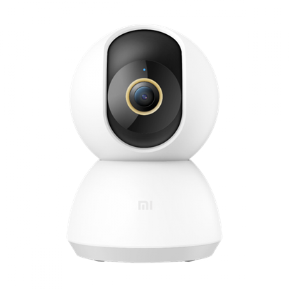 Picture of Xiaomi Mi 360° Home Security Camera 2K Fully encrypted data transmission; AES-128 encryption via the cloud;, H.265, Micro SD, Max. 32 GB, 110 °, Wall mount