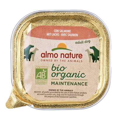 Attēls no ALMO NATURE Bio Organic Maintenance Salmon 100 g