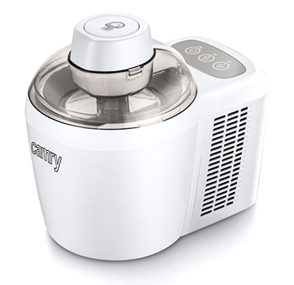 Attēls no Camry Ice cream maker CR 4481 Power 90 W, Capacity 0.7 L, White