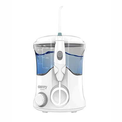 Attēls no Camry Oral Irrigator CR 2172 Corded, 600 ml, Number of heads 7, White