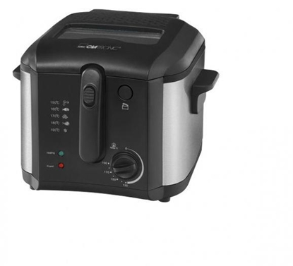 Picture of Clatronic FR 3649 2.5 L Single Black 1600 W
