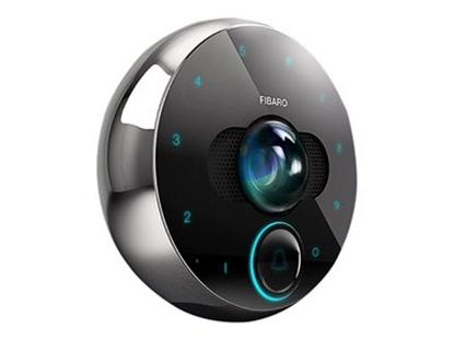 Attēls no Fibaro Intercom Smart Doorbell Camera FGIC-002 Ethernet/Wi-Fi/Bluetooth