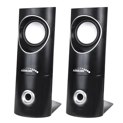 Изображение Audiocore - AC790 2.1 Bluetooth Multimedia Speakers FM radio, SD / MMC card input, AUX, USB
