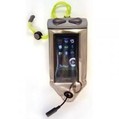 Attēls no AQUAPAC MP3 Case / Pelēka