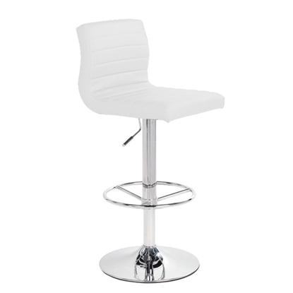 Изображение Bāra krēsls AURA 51x47xH90-108cm balts