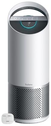 Attēls no ESSELTE Leitz TruSens ™ Z-3000 gaisa attīrītājs ar SensorPod ™ gaisa kvalitātes monitoru lielām telpām līdz 70m²