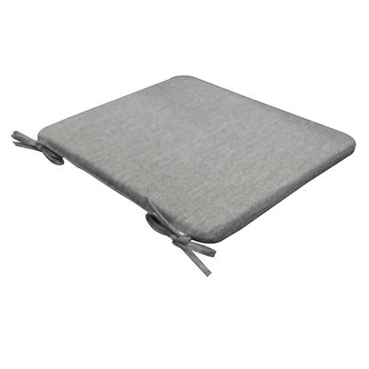 Picture of Matracis atpūtas krēslam Simple 38x43x2.5cm pelēks