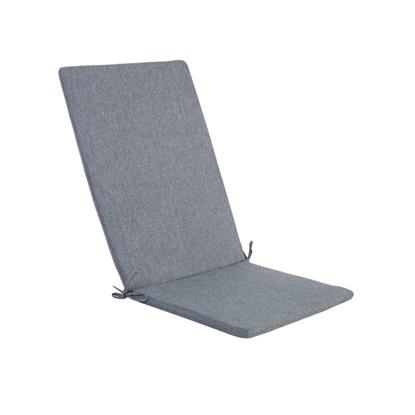 Picture of Matracis atpūtas krēslam Simple Grey 48x115x3cm pelēks