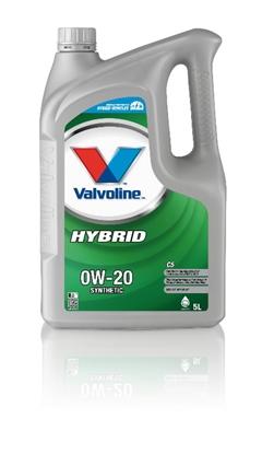 Изображение VALVOLINE Motoreļļa HYBRID C5 0W20 5L,