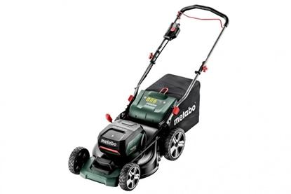 Изображение METABO Akumulatora mauriņa pļaujmašīna RM 36-18 LTX BL, 46 karkass,