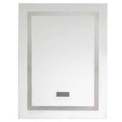 Изображение Spogulis Sissy 80x60 XL, LED, apsildāms