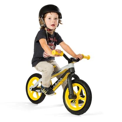 Picture of (V) Izpārdošanas cena! Chillafish BMXie līdzsvara velosipēds, dzeltena, no 2 līdz 5 gadiem