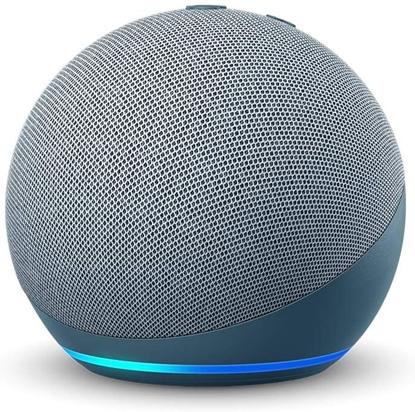 Изображение Amazon Echo Dot 4, twilight blue
