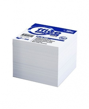 Picture of Notes Forpus, 8.5x8.5 cm, white, Not glued (800) 0716-006