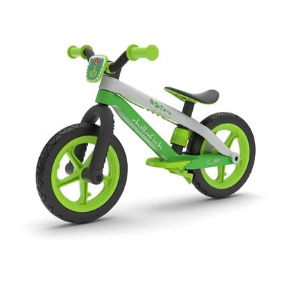 Picture of Akcija! Chillafish BMXie 2 līdzsvara velosipēds no 2 līdz 5 gadiem, zaļš