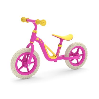 """Picture of Akcija! Chillafish Charlie 10""""  līdzsvara velosipēds, rozā, no 1,5  līdz 4 gadiem"""