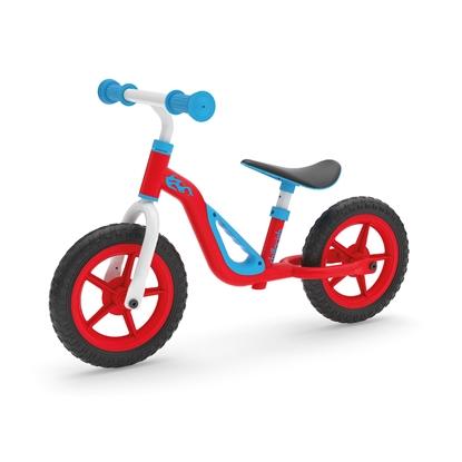 """Picture of Akcija! Chillafish Charlie 10""""  līdzsvara velosipēds, sarkans, no 1,5  līdz 4 gadiem"""