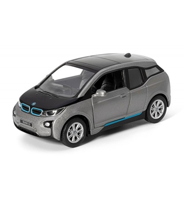 KINSMART Metāla mašīnas modelis BMW i3