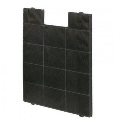 Picture of Ciarko Carbon filter FWK 385 x 170 mm SL-BOX Glass