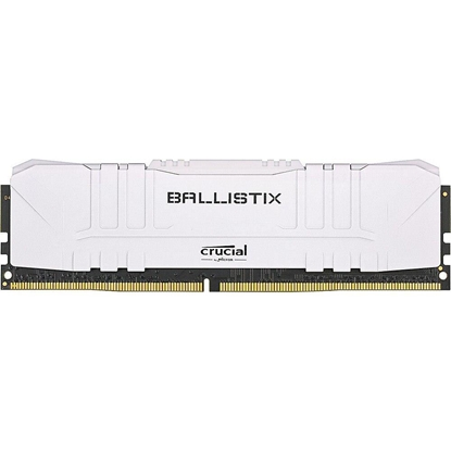 Изображение Crucial Ballistix 8GB White