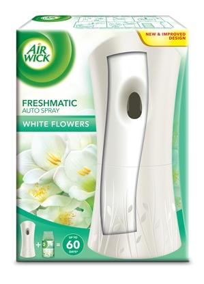 Изображение Air Wick 5900627073133 automatic air freshener/dispenser 250 ml Cream