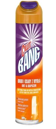 Изображение Cillit Bang Active Foam Bathroom Cleaner Limescale 600 ml