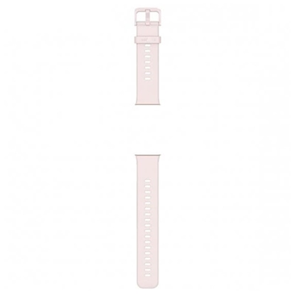 Picture of Huawei Watch FIT Strap, Silicone, Sakura Pink