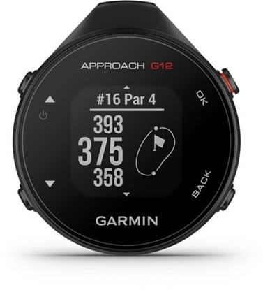 Picture of Garmin Approach G12, black