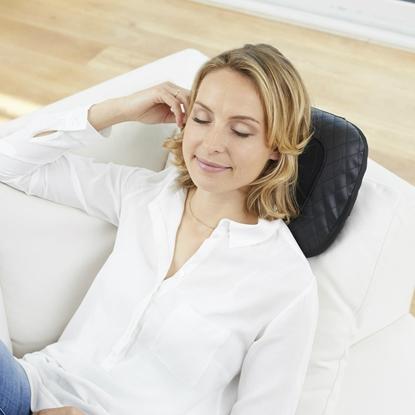 Изображение Medisana Comfort Gel Shiatsu Massage Pillow MCG 800 Black