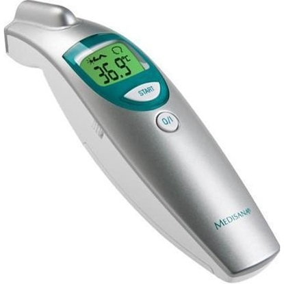 Attēls no Medisana Infrared clinical thermometer, Non - contact FTN Memory function, Grey