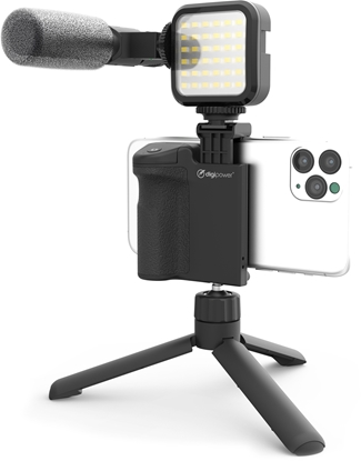 Picture of Digipower vlogging kit Follow Me