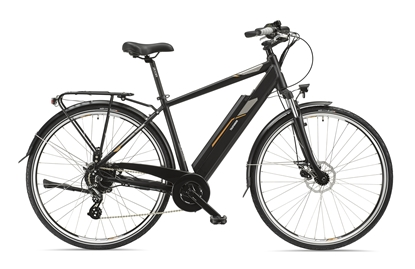 "Изображение Telefunken Expedition XC921, Trekking E-Bike, Motor power 250 W, Wheel size 28 "", Warranty 24 month(s), Anthracite"