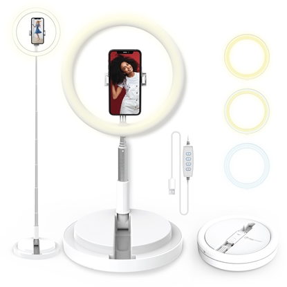 Picture of Digipower foldable Ring Light