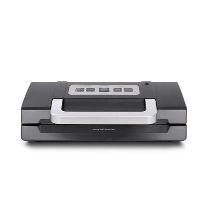 Изображение Caso Bar Vacuum sealer HC 170 Power 110 W, Temperature control, Black/Stainless steel