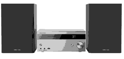 Picture of Grundig CMS 4000 BT DAB+