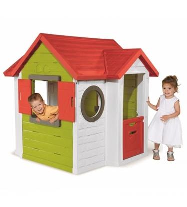 Изображение Bērnu dārza māja 118 x 132 x 135 cm 810404
