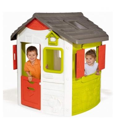 Изображение Bērnu dārza mājiņa Smoby 115 х 132 х 123 cm 810500