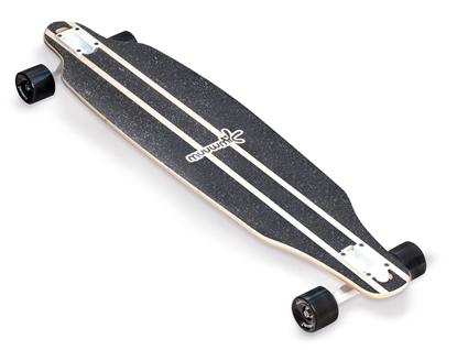 Изображение Muuwmi  Longboard Skateboard skrituļdēlis, ABEC 7 , Wood