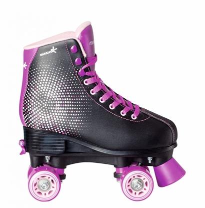 Изображение Jaunums! Muuwmi Disco bērnu skrituļslidas, izm. 35-38, purple